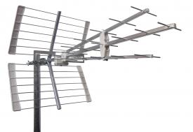 TV-antenni UHF 21-48 41e LTE700 12-17dBi 1145mm 5kpl/lte ICE