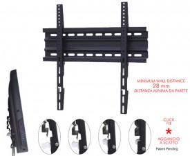 Seinäteline 50kg 32-60 VESA600x400 22mm seinästä