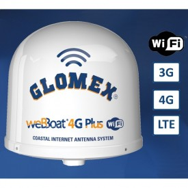 Veneantenni 4G/WLAN toistin 2xSIM 250mm weBBoat700-2700MHz