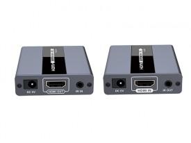 HDMI CAT6-extender 120m 1080p 1xCAT6 Zero latenzy!