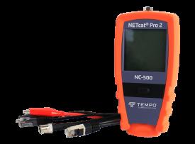 NETcat Pro2 parikaapeli/coax testeri