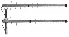 GSM/UMTS/3G/LTE/WLAN/5G-suuntan 2xP-60+kiin 45° 2x5m SMAu MIMO