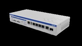 4G/LTE/Kuitu/WLAN-reititin Cat6 2XSIM, räkkiasennettava