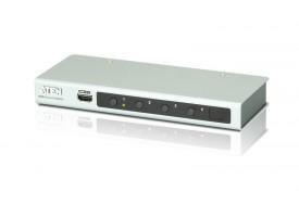 HDMI kytkin 4>1 4K 9Gbps HDCP2.2 Auto Switch