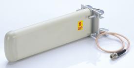 WLAN-suunta-antenni 16dBi 200W 2,4-2,5GHz 1 m RPTNC-uros