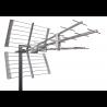 TV-antenni UHF 21-48 41e LTE700 12-18dBi 1145mm 5kpl/lte ICE