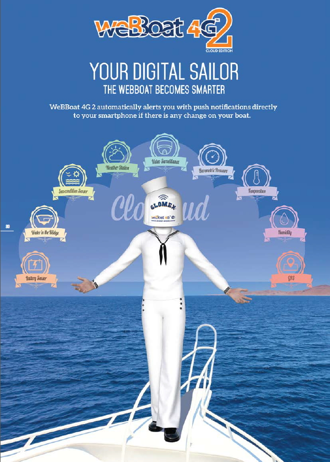 Digital sailor